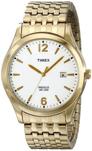 Timex Timex Men's Gold Analog Watch T2N849