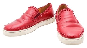 Christian Louboutin Soles Red Flats