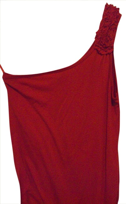 Charlotte Russe T Shirt Red