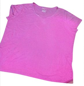 Basic Editions T Shirt hot pink