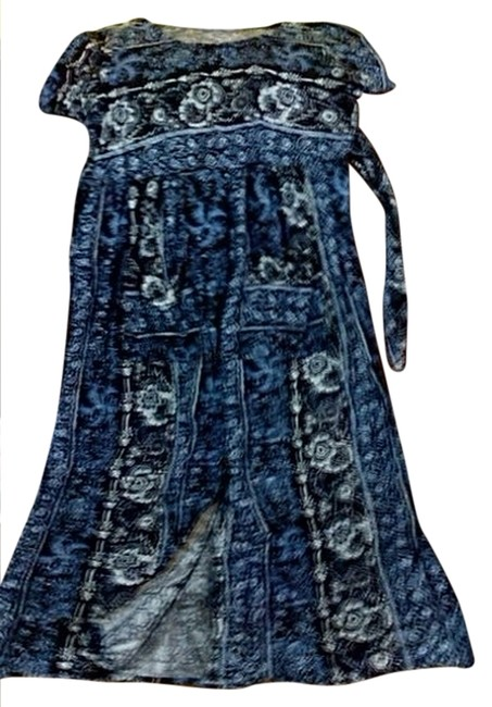 blue Maxi Dress by All That Jazz