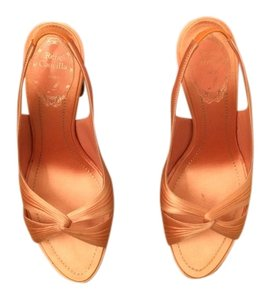 Rene Caovilla salmon pink Sandals - item med img