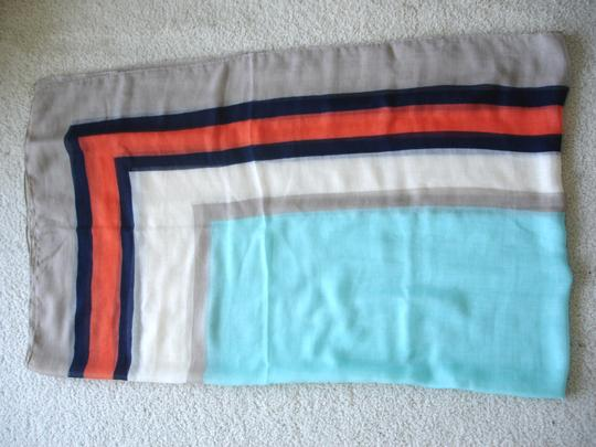 Other mint coral scarf Image 1