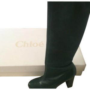 Chloé Blue green Boots