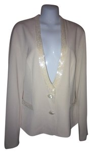 Daymor Couture Cream Blazer