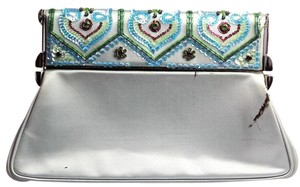 Dior Light Blue Clutch