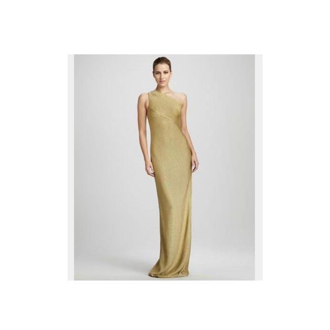 Item - Gold Collection Style 13632 Long Formal Dress Size 2 (XS)