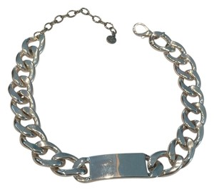 R.J. Graziano Curb link necklace