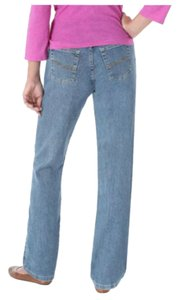 Lee Boot Cut Jeans-Light Wash