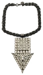 Tom Binns Tom Binns Crystal Arrow Necklace