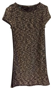 Ann Taylor Classic Boucle Sheath Dress