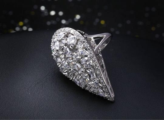 Other Brand new cubic zirconia ring Image 1