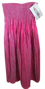 Pink Maxi Dress by Lapis