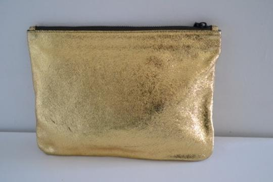 Marc Jacobs Marc Jacobs Leather Cosmetics Bag Image 3