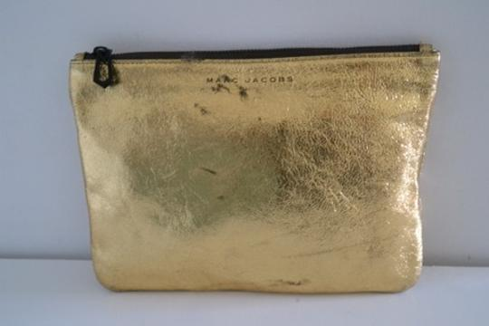 Marc Jacobs Marc Jacobs Leather Cosmetics Bag Image 5