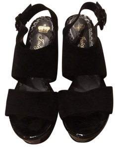 Juicy Couture Edee Platforms