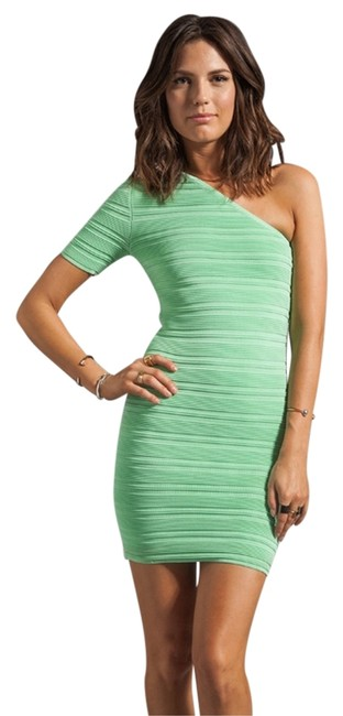 Preload https://img-static.tradesy.com/item/11673139/torn-by-ronny-kobo-green-kat-bodycon-short-night-out-dress-size-0-xs-0-1-650-650.jpg