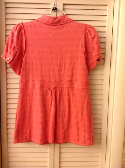 Marc by Marc Jacobs Top Coral Image 4