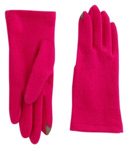 Echo Echo Pink Cashmere Touchscreen Wool Gloves