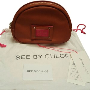 See by Chloé TERRACOTTA Clutch