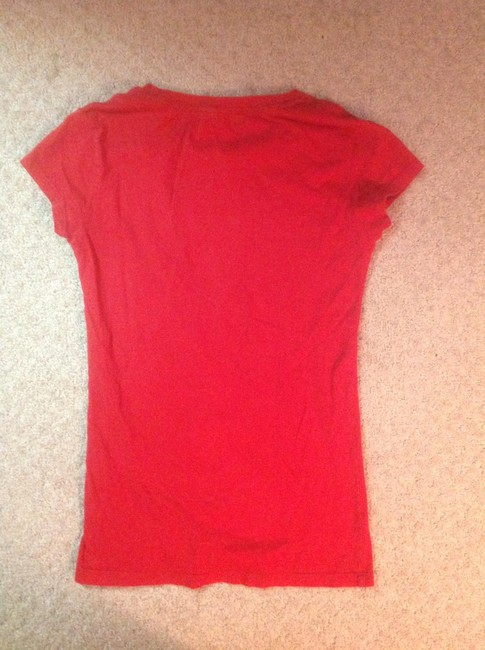 Aéropostale T Shirt Red
