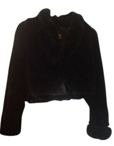 Silk and Sable Fur Coat