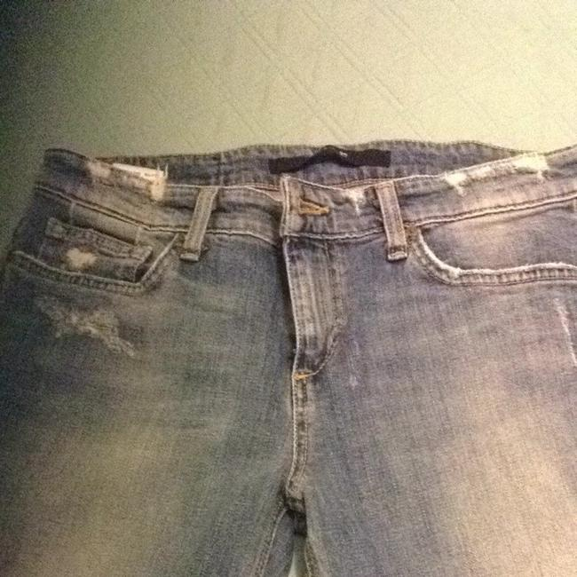 JOE'S Jeans Straight Leg Jeans-Distressed