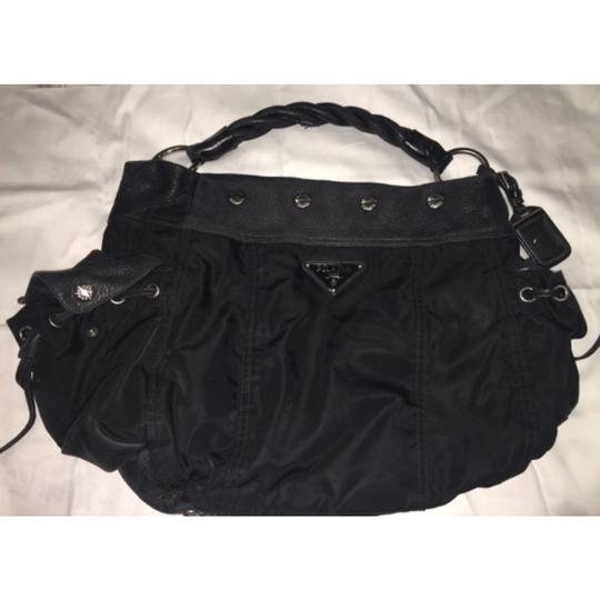 Prada Nylon Shoulder Bag Image 1