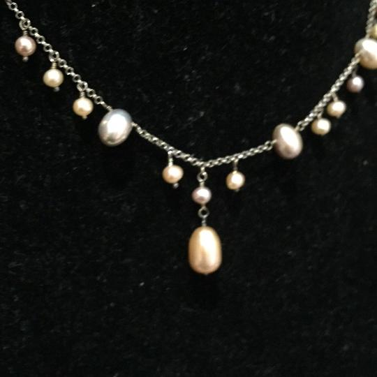 Iridesse by Tiffany & Co. Iridesse by Tiffany & Co. Freshwater Multi Colored Pearl Necklace Image 2
