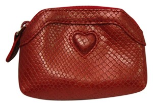 Brighton BRIGHTON TEXTURED LEATHER COIN PURSE