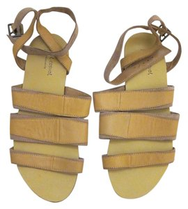 Slow and Steady Wins the Race Casual Size 6 New Neutral Sandals
