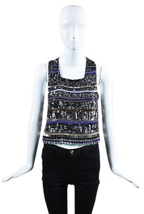 Parker Multicolor Sequin Bead Top Multi-Color