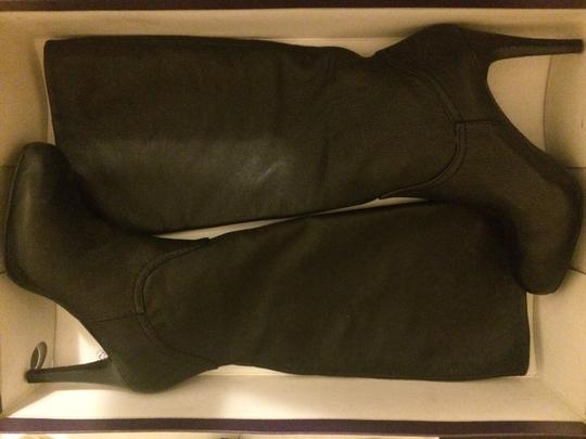 Enzo Angiolini Leather Boots