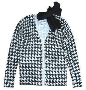Merona Houndstooth Houndstooth Sweaters Cardigan