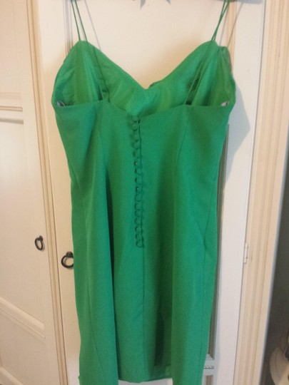 Alfred Angelo Shamrock 7294s Formal Bridesmaid/Mob Dress Size 6 (S)