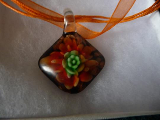 unknown Glass pendant