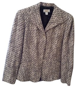 Talbots Tweed Cropped Jacket