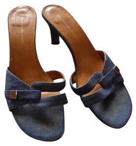 Bandolino Sandal Heels denim Pumps