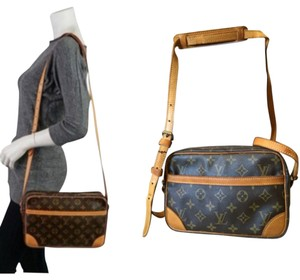 Louis Vuitton Large Cross Body Bag