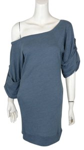 Mike & Chris short dress Sweatshirt Off Soft on Tradesy