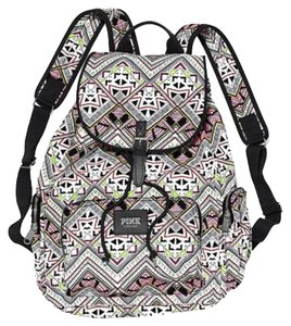 Victoria's Secret Aztec Aztec Aztec Print Backpack