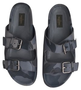 Velntino Camuflage grey Sandals