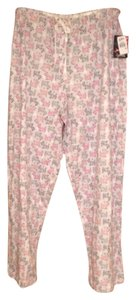 Valentines Gift Pajama Baggy Pants Multi
