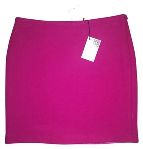 Love Moschino Mini Skirt Pink