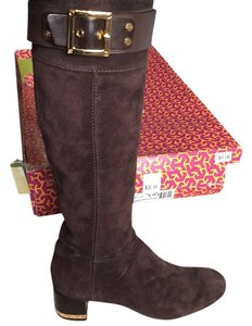 Tory burch Edith 2 Brown Boots