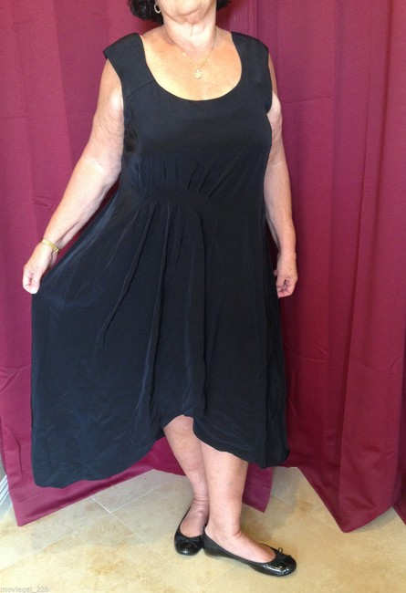 Adrianna Papell Plus Size Little Dress Image 2