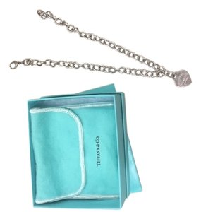 Tiffany & Co. Return to Tiffany Heart Tag Necklace
