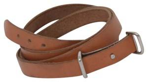 Hermès Herme's Leather Api 2 Long Bracelet