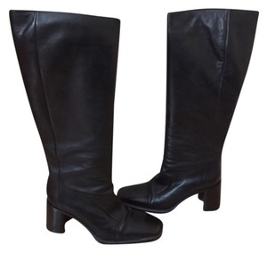 CoSTUME NATIONAL Blac Boots
