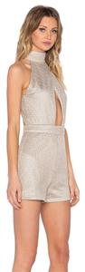 Misha Collection Nye New Years Eve Metallic Ariana Grande Dress